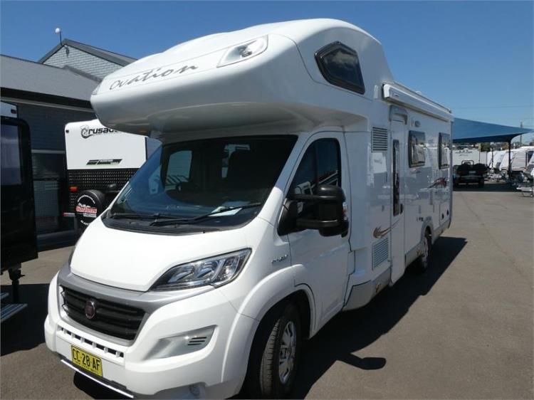2015 A'VAN CAMPERS OVATION M5 MOTOR HOME 23ft 6 x 7ft 10