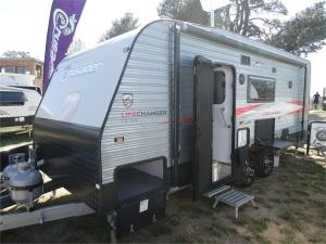 2020 CRUSADER LIFECHANGER TRIBE CARAVAN LIFECHANGER MY20