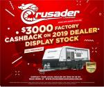 2019 CRUSADER RECLINER CARAVAN SERIES 19