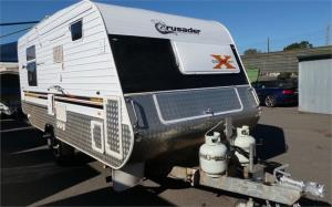 2012 CRUSADER X COUNTRY CARAVAN