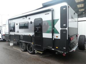 2019 CRUSADER X COUNTRY EXTREME CARAVAN X COUNTRY MY20