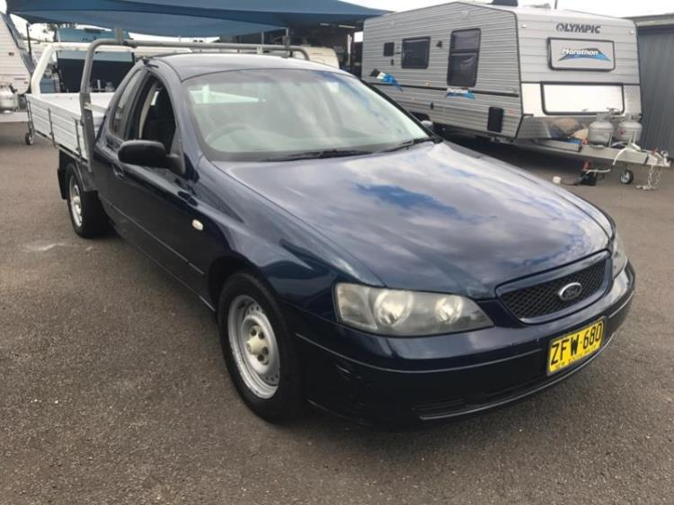 2004 FORD FALCON XL UTILITY