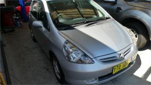 2004 HONDA JAZZ 5D HATCHBACK VTi UPGRADE