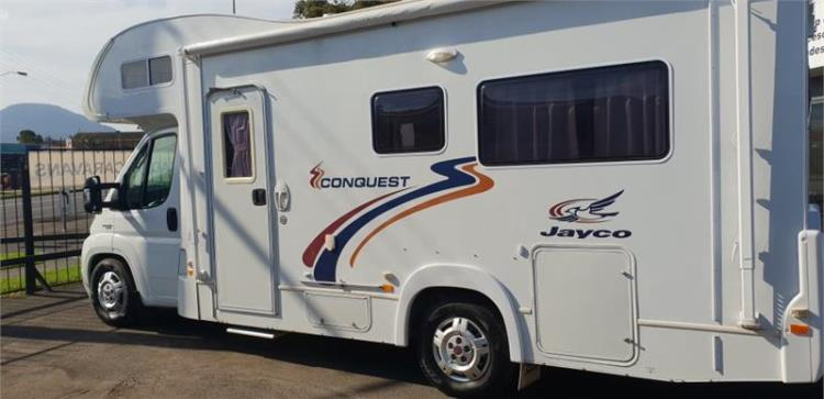 2010 JAYCO CONQUEST MOTORHOME