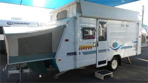 2004 JAYCO EXPANDA POP-TOP 15FT 6 X 7FT 8