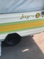 1984 JAYCO FINCH WIND UP