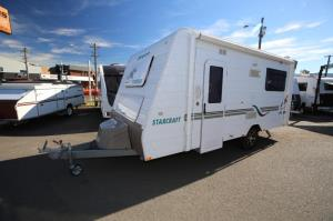2010 JAYCO STARCRAFT CARAVAN 16FT 11 MY10