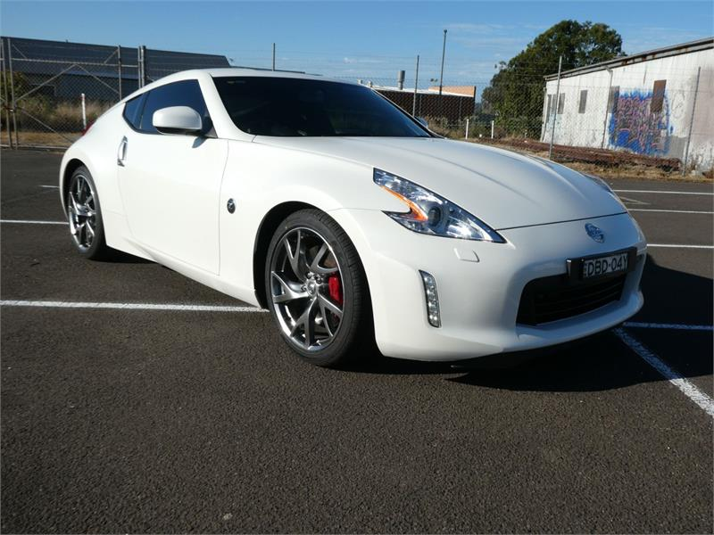 2015 NISSAN 370Z 2D COUPE Z34 MY15