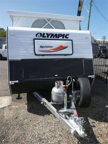 2019 OLYMPIC SPRINTER 13' POPTOP SPRINTER P130 X 70-1