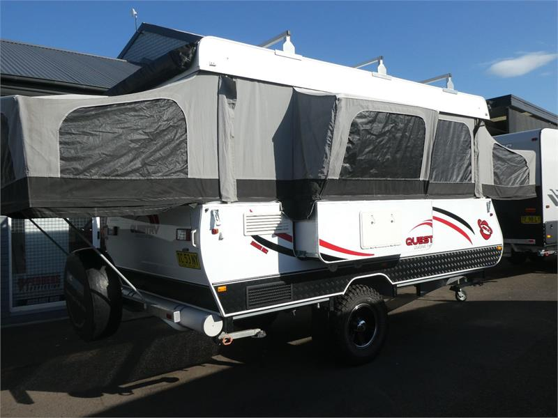 2015 SUPREME QUEST RV WIND UP QUEST RV JARDINE M2