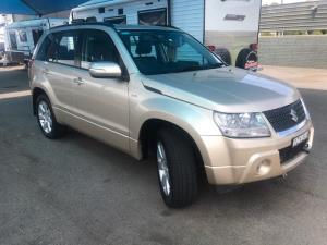 2008 SUZUKI GRAND VITARA 4D WAGON PRESTIGE (4x4) JT MY08 UPGRADE