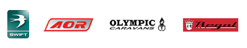 Proud Suppliers - Swift, Olympic Caravans, Regal, Australian Off Road
